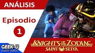 EPISODIO 1   Análisis De Knights Of The Zodiac Saint Seiya