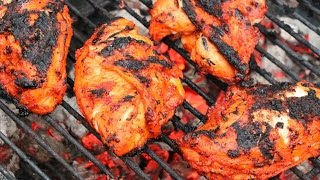 The BEST Tandoori Chicken