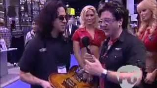 NAMM '09 -  DBZ Guitar