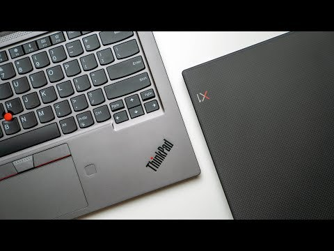 External Review Video p5TfjdNFeYY for Lenovo ThinkPad X1 Yoga Laptop (4th Gen)