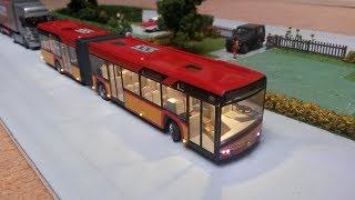 Umbau Eines Rietze Gelenkbus Zu Einem Faller Car System Fahrzeug