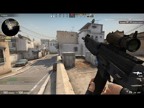 Gameplay de Counter-Strike: Global Offensive