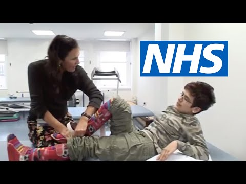 Screenshot of video: Short 4 min film explaining Cerebral Palsy