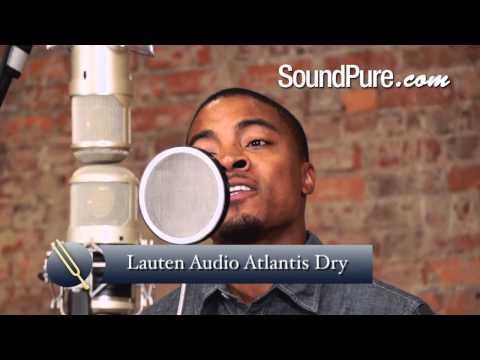 Tube vs. FET Mic Comparison: Lauten Oceanus & Lauten Atlantis