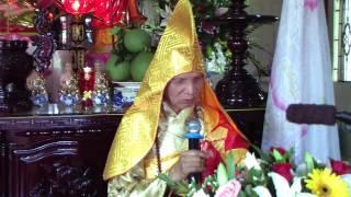 Quy Y Vong Linh HT: Thích Giác Hạnh TG Chùa Linh Bửu (Cai Lậy - Tiền Giang)