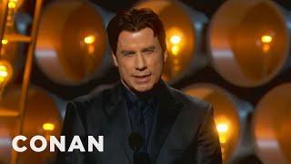 John Travolta's Oscar Flub Has A Silver Lining