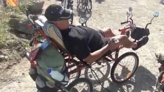 preview picture of video 'Guerande  journée sans voiture 31/08/2014'