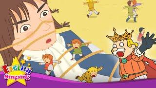 Gulliver du kí - Đây là gì? - câu chuyện tiếng Anh cho trẻ em