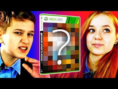 УГАДАЙ ИГРУ — Дети VS Подростки! / GTA V, CS:GO, Minecraft