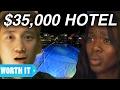 Download Youtube: $50 Hotel Vs. $35,000 Hotel