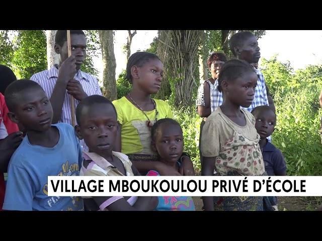 VILLAGE MBOUKOULOU PRIVE D'ECOLE