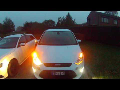 Ford S-Max Umbau US-Blinkleuchten LED