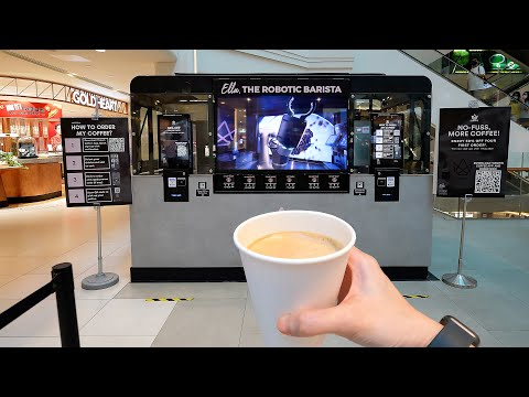 5 Cool Vending Machines in Singapore