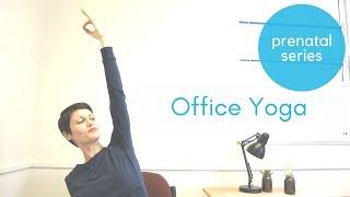Ini Cara Mudah Melakukan Peregangan Otot Ibu Hamil di Kantor