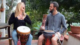 How to lead Call and Response for Drum Circles