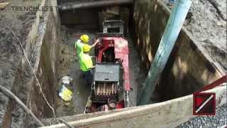 Pipe Bursting Statico HB125