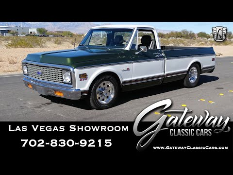 1972 Chevrolet Cheyenne (CC-1341928) for sale in O'Fallon, Illinois