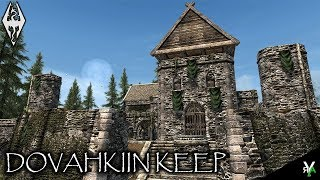 Skyrim SE Mod Favorites: Dawnguard Fortress Improved - Самые лучшие