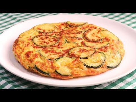 Tortilla de calabac n cocina con carmen cocina ya - Cocina con carmen ...