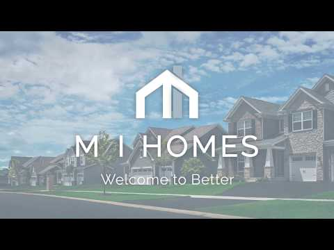 Welcome to Better. Welcome to M/I Homes.
