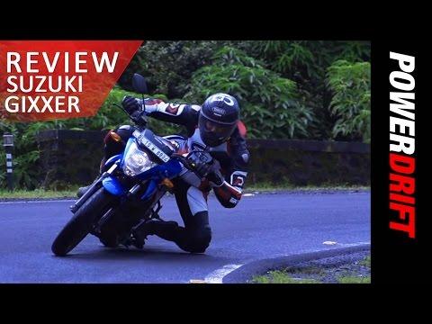 Suzuki Gixxer : Review : PowerDrift