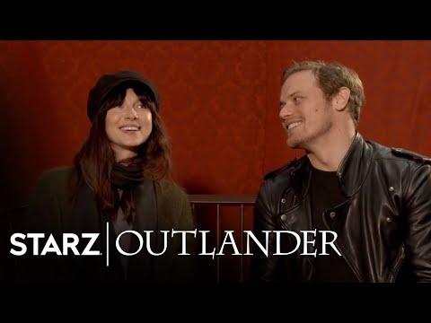 Outlander Viral Video 'Happy Valentine's Day'