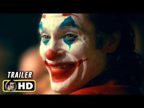 JOKER (2019) 1 Billion Dollars Thank You Video [HD] Joaquin Phoenix
