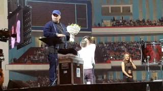 Баста - Шар. Вася женит людей! Олимпийский 22 апреля 2017. Live концерт на 360