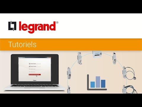 Effectuer la mise à jour des modules d'une installation EMS CX³ de Legrand
