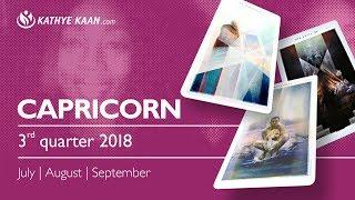 CAPRICORN  2018 💕JULY💕 AUGUST 💕SEPTEMBER