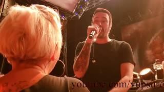 Breaking Benjamin - Dear Agony (Ben Sings To A Fan In The Front Row) - Live HD  (Multicam)