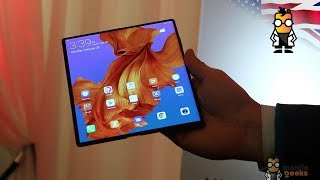 Huawei Mate X: Why do we need a foldable phone?