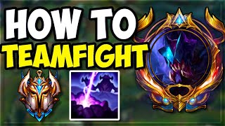How to Team Fight Like a CHALLENGER on Rek'sai