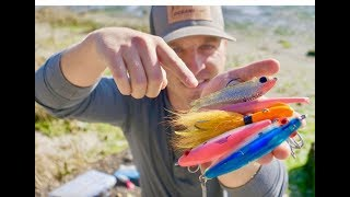How to choose the right lure color (Saltwater Fishing Tips)