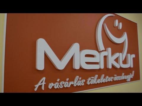Merkúr - Termékvideó