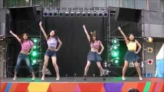 Shake It(Sistar) dance cover by Klassy from STEP【東大駒場祭2015】