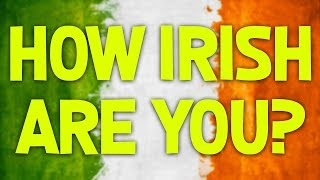 """► TOUR TICKETS: https://www.jacksepticeyetour.com Since it's St. Patrick's Day let's find out how truly Irish you are!  Paddy's Day 2Drinking Challenge ► https://www.youtube.com/watch?v=dF-6Lq_fnqw  ►Twitter : https://twitter.com/Jack_Septic_Eye ►Instagram: http://instagram.com/jacksepticeye ►Twitch: https://www.twitch.tv/jacksepticeye ►Merchandise: http://jacksepticeye.fanfiber.com/  Outro animation created by Pixlpit: https://www.youtube.com/user/pixlpit  Outro Song created by """"Teknoaxe"""". It's called """"I'm everywhere"""" and you can listen to it here http://www.youtube.com/watch?v=JPtNBwMIQ9Q"""