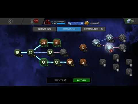 Best Universal Mastery Setup — Marvel Contest of Champions