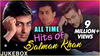 Best of SALMAN KHAN Songs   Superhit Bollywood Hindi Movie Songs Collection