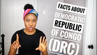 Amazing Facts about Democratic Republic of Congo   Africa Profile   Focus on DRC