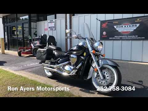 2009 Suzuki Boulevard C50T in Greenville, North Carolina - Video 1