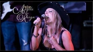 Angela Reign - I Wanna Ride the Bull (Official Music Video)