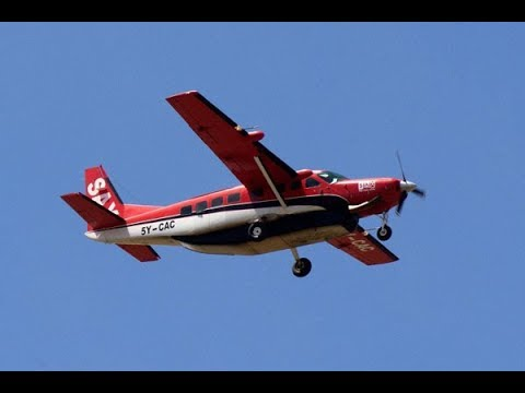 Search for FlySax plane, its crew and passengers ongoing at Kinangop