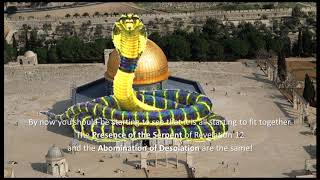 Rev 12- Presence of The Serpent revealed