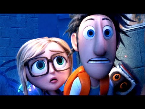 Cloudy with a Chance of Meatballs 2 Commercial (2013) (Television Commercial)