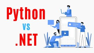 Python Vs .Net, Which is the best programming language to learn?