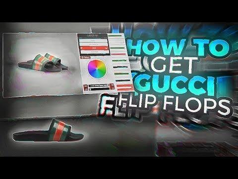 7faa3f78311d30 How to create gucci flip flops on xbox 360 2k18 - смотреть онлайн на ...