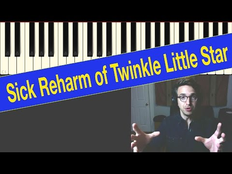 Fantastic Exercise for Learning New Chords AND Reharmonization