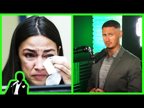 Kyle Responds To AOC WEEPING As She Casts 'Cowardly' Vote