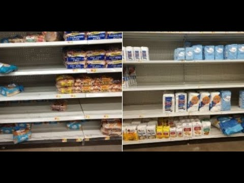 Empty Shelves Across the Planet but Why (853)